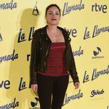 Ana Arias en el estreno de la película 'La Llamada'