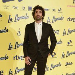 Tamar Novas en el estreno de la película 'La Llamada'