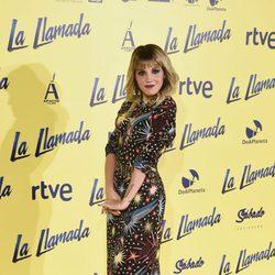 Angy Fernández en el estreno de 'La Llamada'