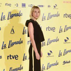 Ingrid García Jonsson en el estreno de 'La Llamada'