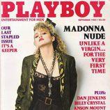 Madonna en la portada 'Playboy'