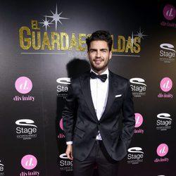 Maxi Iglesias en el estreno del musical 'El Guardaespaldas'