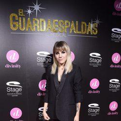 Angy Fernández en el estreno del musical 'El Guardaespaldas'