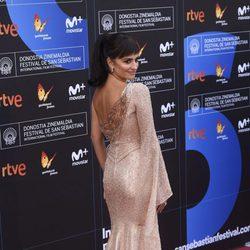 Penélope Cruz en el Festival de San Sebastián 2017
