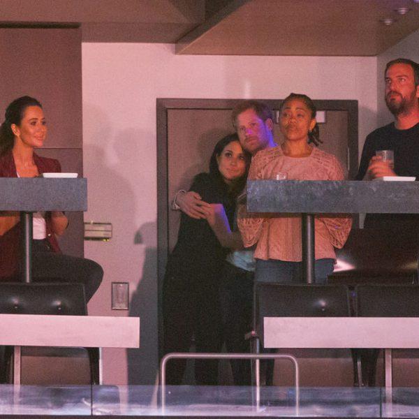 El Príncipe Harry y Meghan Markle: el amor del príncipe y la actriz