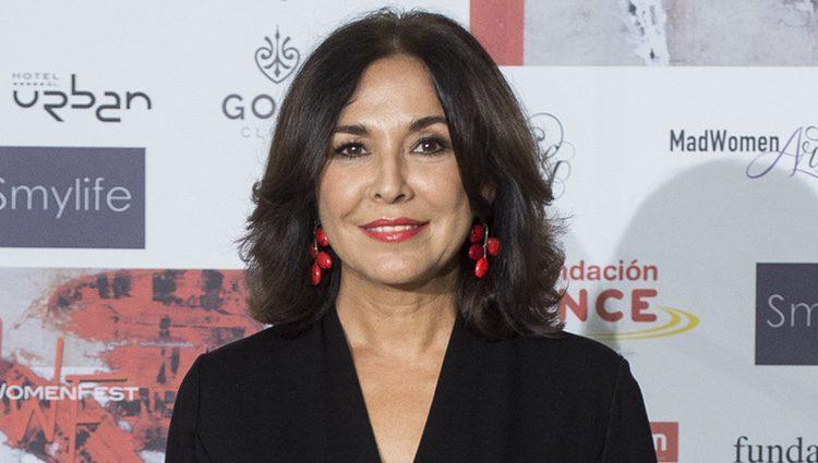 Isabel Gemio en los MadWomenFest Awards 2017
