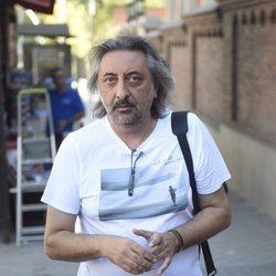 Juan Carmona visita a Antonio Carmona en el hospital
