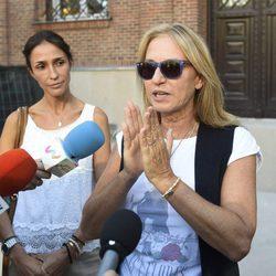 Mariola Orellana aclara el estado de salud de Antonio Carmona