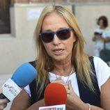 Mariola Orellana habla sobre cómo está Antonio Carmona