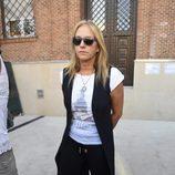 Mariola Orellana, preocupada por la salud de Antonio Carmona