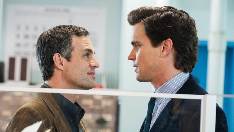 Matt Bomer y Mark Ruffalo en 'The Normal Heart'