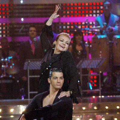 Carmen Sevilla en '¡Mira quién baila!'