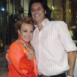 Carmen Sevilla y Poty Castillo