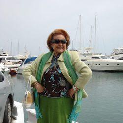 Carmen Sevilla en Marbella