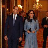 El Príncipe Guillermo y Kate Middleton celebran el Día Mundial de la Salud Mental