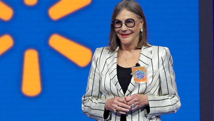 Alice Walton, copropietaria de Wal-Mart
