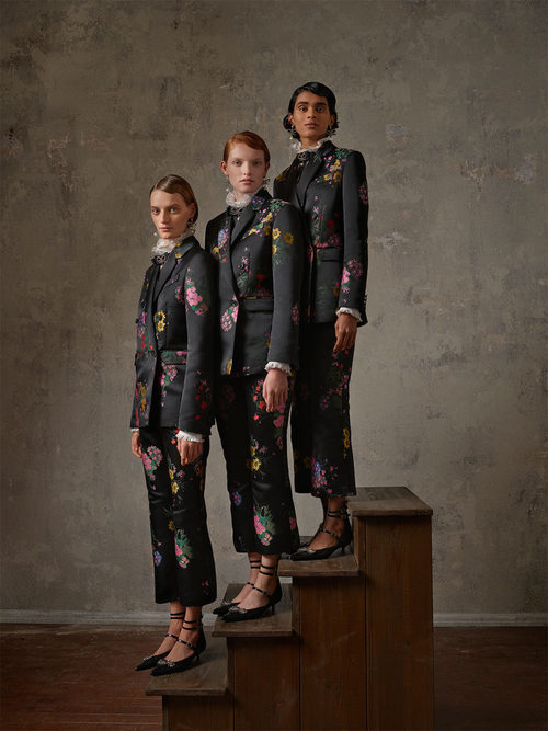 Erdem x H&M en la colección cápsula de 2017