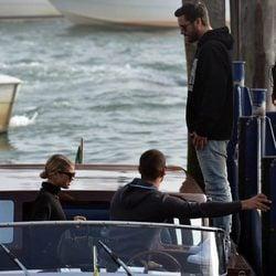 Scott Disick y Sofia Richie pasean por Venecia