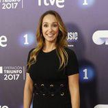 Mamen Márquez en la presentación de 'OT 2017'