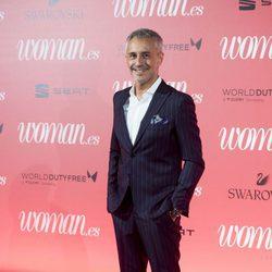 Sergio Dalma en el 25 aniversario de la revista Woman