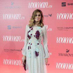 Norma Ruiz en el 25 aniversario de la revista Woman