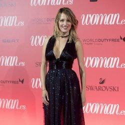 Marta Larralde en el 25 aniversario de la revista Woman