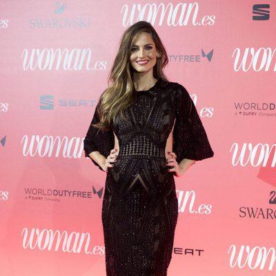 Ariadne Artiles presume de embarazo en el 25 aniversario de la revista Woman