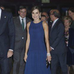 La Reina Letizia en el concierto Premios Princesa de Asturias 2017