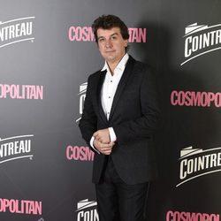 Javier Veiga en los Premios Cosmopolitan 2017