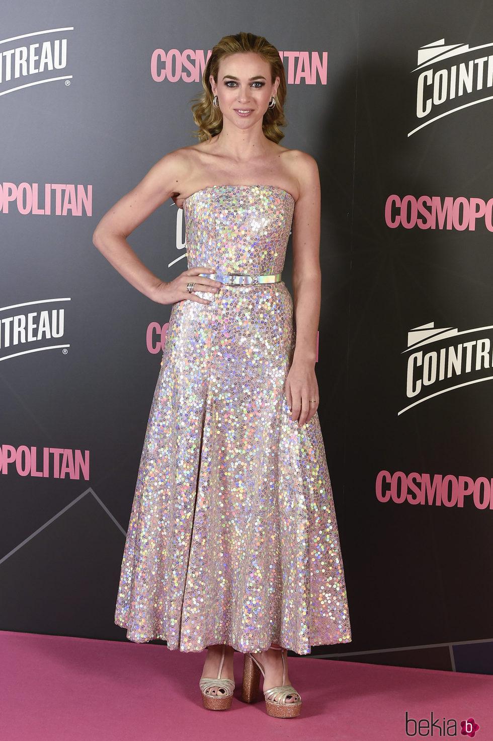 Marta Hazas en los Premios Cosmopolitan 2017
