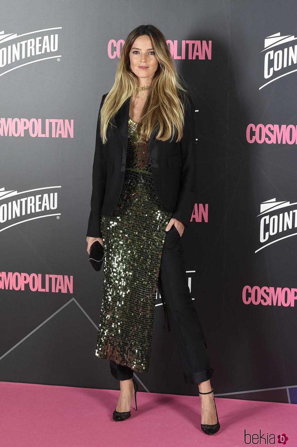 Aída Artiles en los Premios Cosmopolitan 2017