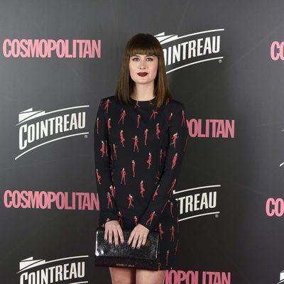 Nerea Camacho en los Premios Cosmopolitan 2017