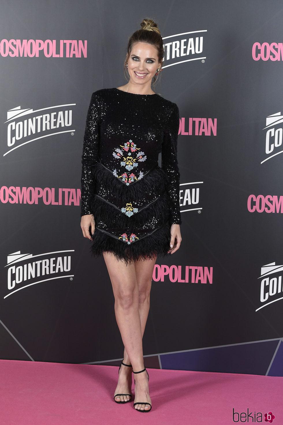 Vanesa Romero en los Premios Cosmopolitan 2017