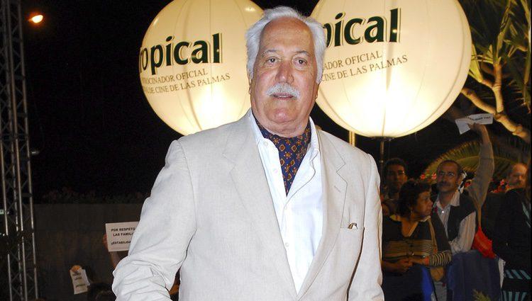 El actor Federico Luppi