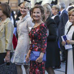 Paloma Rocasolano en los Premios Princesa de Asturias 2017