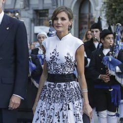 La Reina Letizia en los Premios Princesa de Asturias 2017