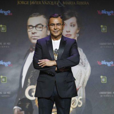 Jorge Javier Vázquez en la presentación de su obra 'Grandes éxitos'