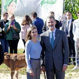 Los Reyes Felipe y Letizia nombran a Poreñu Pueblo Ejemplar de Asturias 2017