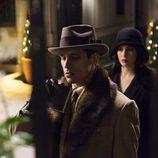 Martin Rivas y Blanca Súarez en la segunda temporada de 'Las chicas del cable'