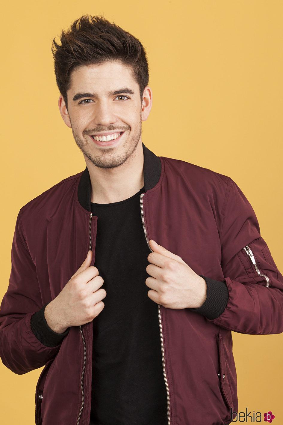 Roi Méndez, concursante de 'Operación Triunfo 2017'