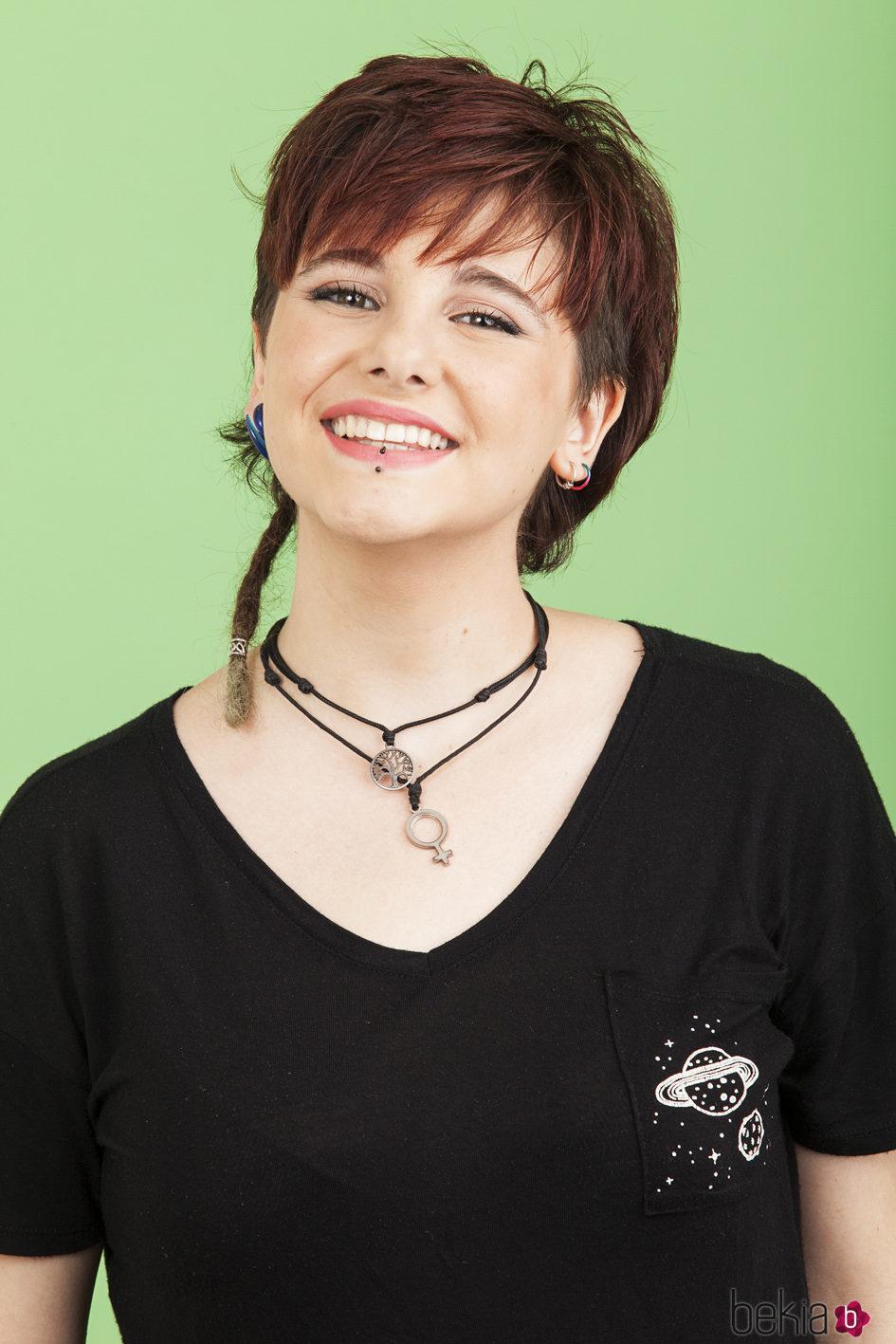 Marina Rodríguez, concursante de 'Operación Triunfo 2017'