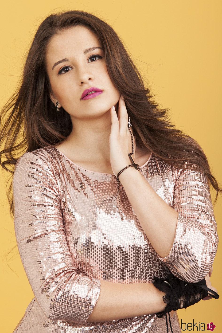 Thalía Garrido, concursante de 'Operación Triunfo 2017'