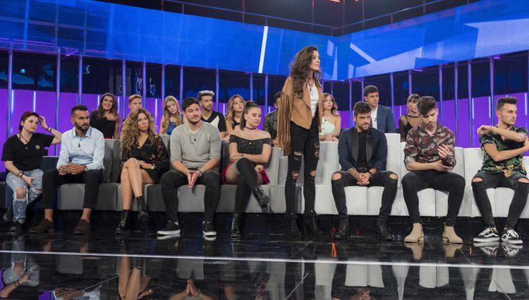Los concursantes de 'Operación Triunfo 2017'
