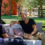 Pablo Alborán, sonriente en 'Mi casa es la tuya'