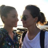 Sandra Barneda y Nagore Robles muy enamoradas