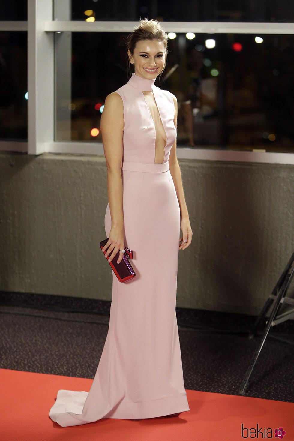 Norma Ruiz en los Premios Iris 2017
