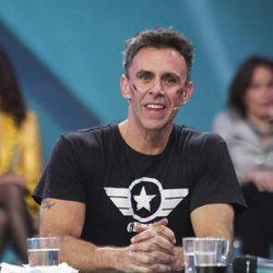 Alonso Caparrós en una gala de 'Gran Hermano VIP'