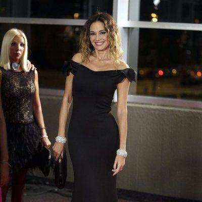 Juncal Rivero en los Premios Iris 2017