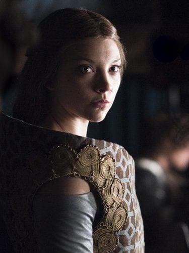 Natalie Dormer en el papel de Margaery Tyrell
