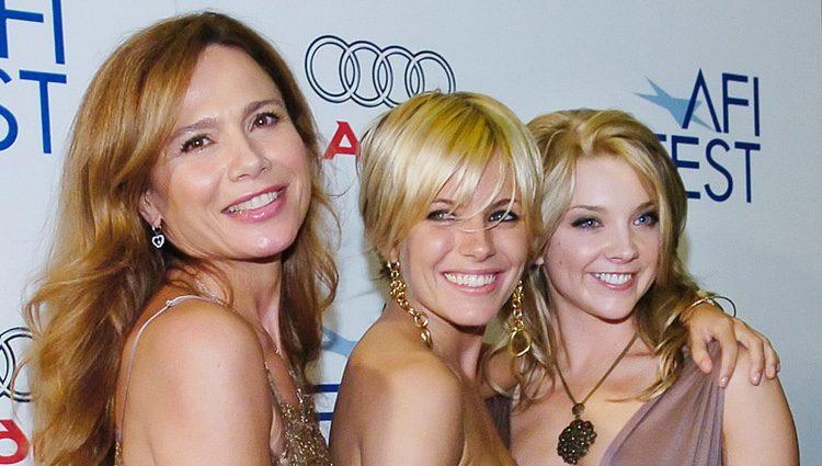 Natalie Dormer, Sienna Miller y Lena Olin en la premier de 'Casanova'